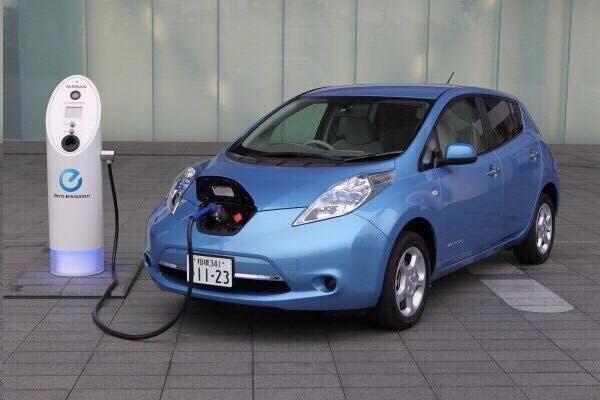 รถยนต์ไฟฟ้า , EV