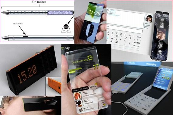 โทรศัพท์มือถือในอนาคต