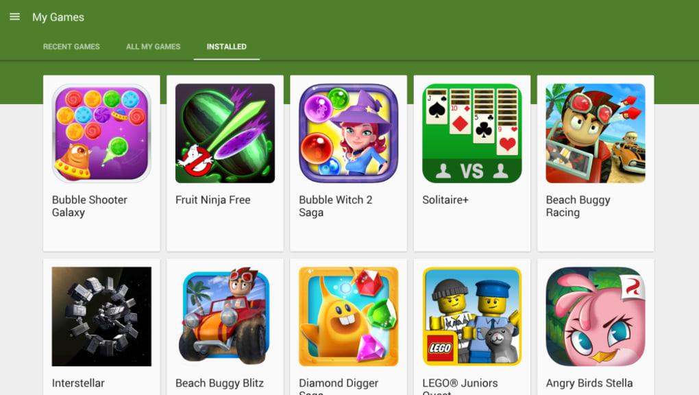 เกมดาวโหลดฟรี ใน Google Play
