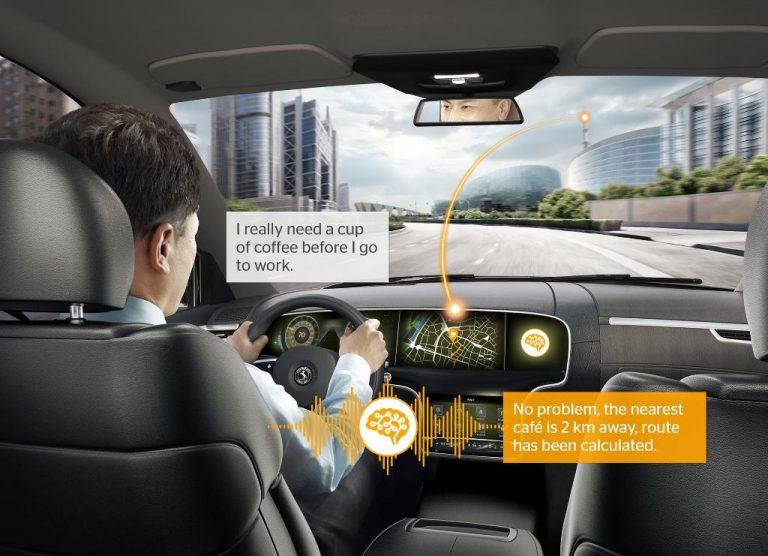 เทคโนโลยี รถยนต์ 2019