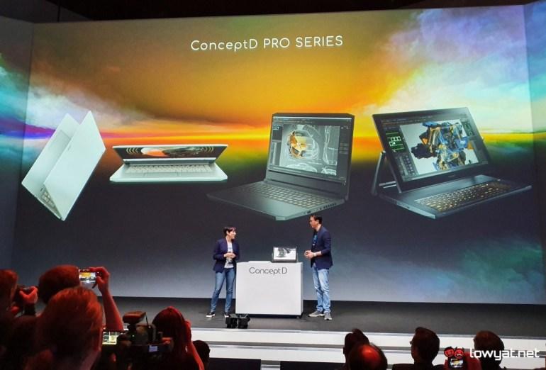 ConceptD Pro